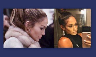 Μια από τις δυο δεν είναι η Jennifer Lopez