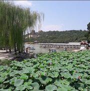 Διακοπές στην Κίνα ο Βασίλης Χαλεκαταβάκης