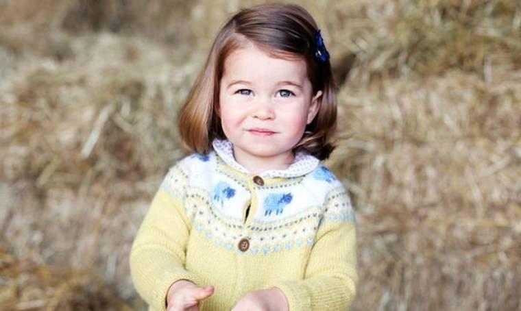 Η ζωή της πριγκίπισσας Charlotte μέσα από 50 φωτογραφίες