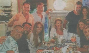Η άγνωστη φιλία Μαρινάκη-Καλπάκη, Τσολάκη-Πετρουλάκη