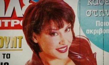 Θυμάστε έτσι την Τίνα Τόσκα; Δείτε την στα 45 της χωρίς αφαλό (Nassos blog)