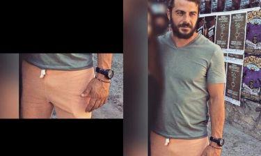 Αυτά είναι: Η βερμούδα του Ντάνου που «δείχνει» τα προσόντα του (Nassos blog)
