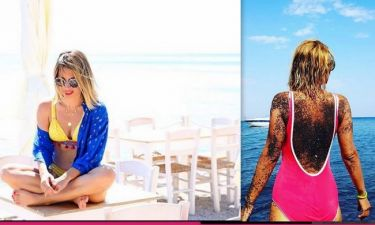 Μαρία Ηλιάκη: Οι νέες φωτογραφίες της με μαγιό, που «κόβουν την ανάσα»