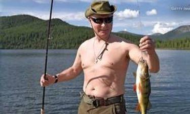 Ο Πούτιν στις διακοπές του