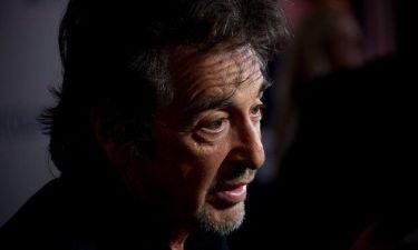 Αγνώριστος ο Al Pacino!