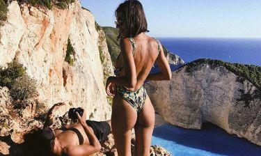 Patricia Manfield: Διακοπές στην Ελλάδα