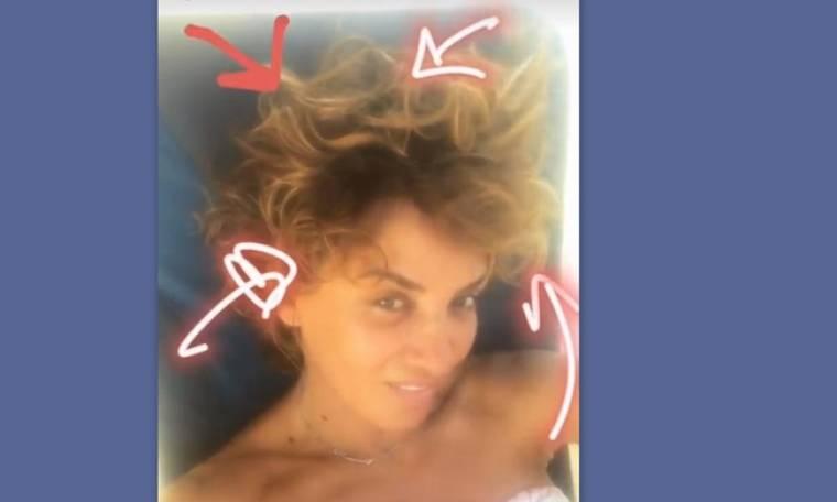 Δήμητρα Ματσούκα: Μα, τι έπαθαν τα μαλλιά της;