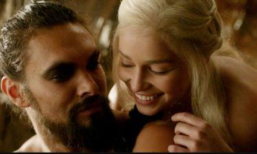 Ο «Khal Drogo» αποθεώνει την… «Daenerys»