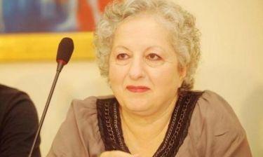 Ελένη Γερασιμίδου: «Ελπίζουμε στη βοήθεια του κράτους»