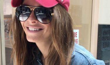 Για πρώτη φορά δείτε την Μαρία Μενούνος στο νοσοκομείο μετά την εγχείρηση στο κεφάλι