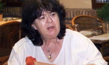 Αρλέτα: Αύριο η κηδεία της στο Α΄Νεκροταφείο Αθηνών