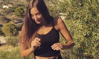 Φωτεινή Αθερίδου: Τι της συνέβη στις διακοπές της στην Αίγινα; (φωτό)