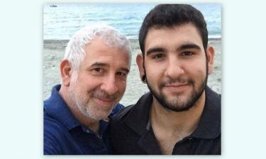 Πέτρος Φιλιππίδης: Συνεργάζεται με το γιο του στο θέατρο