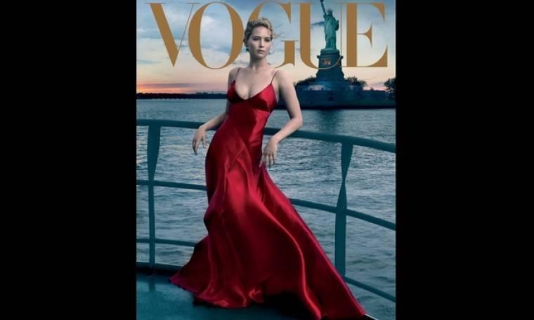 Τζένιφερ Λόρενς: Μιλάει για το σεξουαλικό έγκλημα & τον Αρονόφσκι στη Vogue