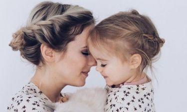 Πώς μια μαμά θα γίνει πρότυπο για την κόρη της;