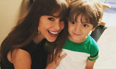 Sofia Vergara: Ο «γιος» της έχει… γενέθλια