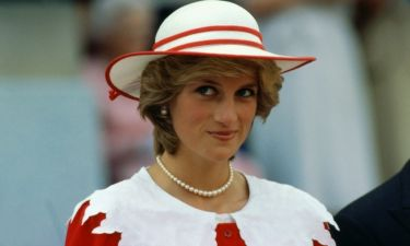 Δεν θα πιστέψετε ποιο ήταν το… γούρι της Πριγκίπισσας Diana