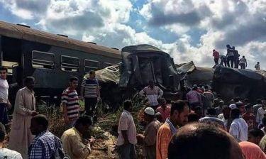 Αίγυπτος: 12.236 δυστυχήματα με τρένο καταγράφηκαν από το 2006 έως το 2016