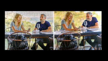 Αθερίδης-Καρύδη: Dolce Vita στην Κρήτη (φωτό)!