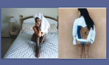 H Κόνι Μεταξά δείχνει πρώτη φορά τις ατέλειες στο σώμα της: «Δεν αγαπώ το σώμα μου, αλλά…»