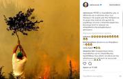 Το μήνυμα Σάκη Ρουβά για τις πυρκαγιές: «Ήρωες οι πυροσβέστες  μας! Η ψυχή τους…»
