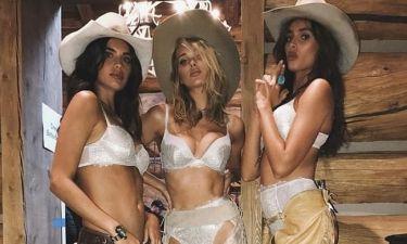 Κυτταρίτιδα ένα αγγελάκι της Victoria's Secret; Τα πλάνα που κάνουν το γύρο του κόσμου