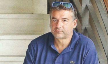 Ο Γιώργος Λιάγκας σε λούνα παρκ στην Κέρκυρα (φωτό)