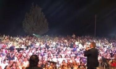 Τριήμερο «sold out» στην Κύπρο για τον Νίκο Μακρόπουλο