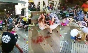 Βίντεο σοκ. Βαρκελώνη. Αίμα και νεκροί παντού (Nassos blog)
