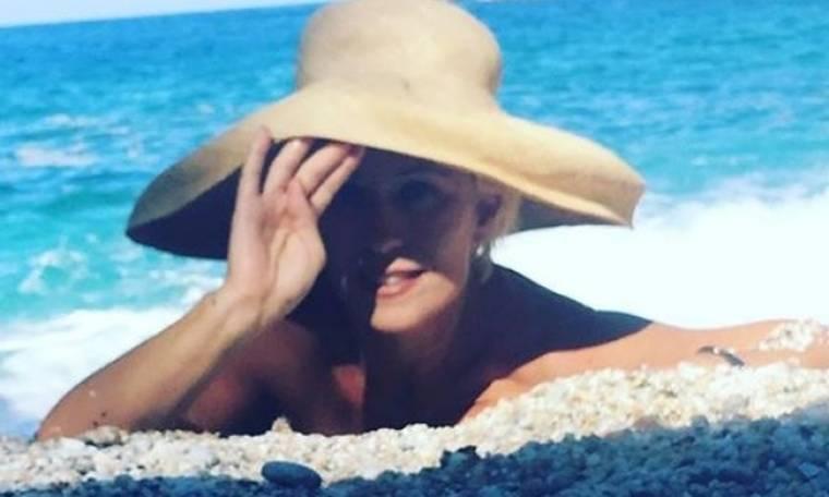 Μαρία Μπακοδήμου: Aυτό είναι το άλμπουμ των διακοπών της στην Ικαρία