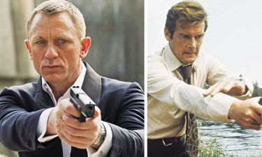 Daniel Craig: Θέλει να σπάσει το ρεκόρ του Roger Moore