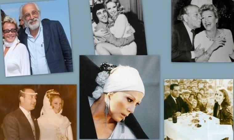 Ζωή Λάσκαρη: Οι άντρες της ζωής της