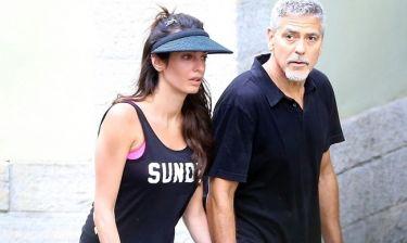 George Clooney: Αγνώριστος δύο μήνες μετά την απόκτηση των διδύμων