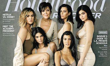 Μια συλλεκτική πόζα για τις Kardashians
