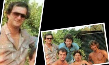 Σπάνιο. Αναγνωρίζετε τον όρθιο τραγουδιστή από αριστερά; Θα πάθετε ΣΟΚ (Nassos blog)