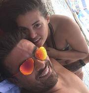 Γιάννης Αϊβάζης: Η selfie με την Κορινθίου της πριν το Survival