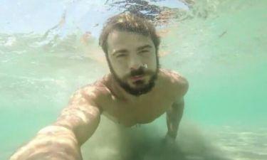 Γιώργος Αγγελόπουλος: Αυτή είναι η πρώτη του διαφήμιση!