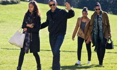 Στο Χάρβαρντ φοιτήτρια η Μάλια Ομπάμα - H πρώτη της μέρα στο Πανεπιστήμιο