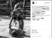 Ρούλα Ρέβη: Η φωτογραφία με τον Τότσικα και την κόρη τους στο Instagram