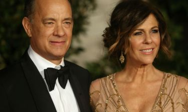 Tom Hanks – Rita Wilson: Ξέγνοιαστες στιγμές στη Σίφνο (φωτό)