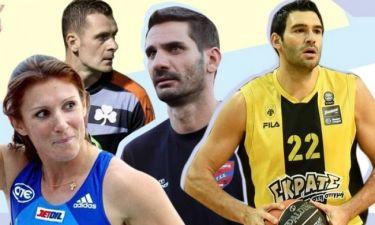 Αθλητές που έζησαν την αγωνία των εξετάσεων!