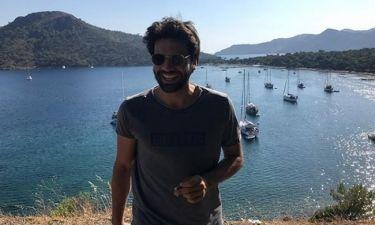 Ο Εμίρ του «Kara Sevda» στην Χίο