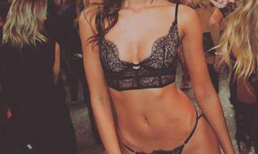 Κι όμως μοντέλο της Victoria's Secret καταναλώνει 3.000 θερμίδες την ημέρα