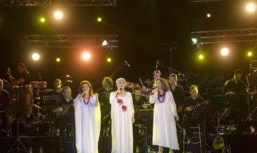 Μαρινέλλα – Βιτάλη – Γλυκερία: Ολοκληρώνουν την καλοκαιρινή τους περιοδεία