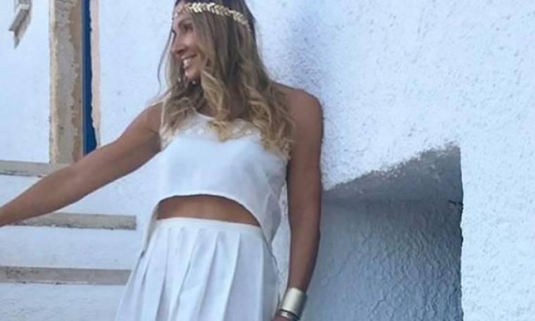 Η Ελένη Πετρουλάκη στηρίζει την παράδοση και τις υφάντρες της Κρήτης