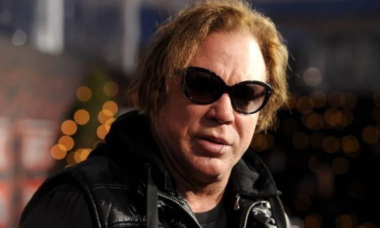 Το «άγιο» πρόσωπο του Μίκι Ρουρκ | Gossip-tv.gr