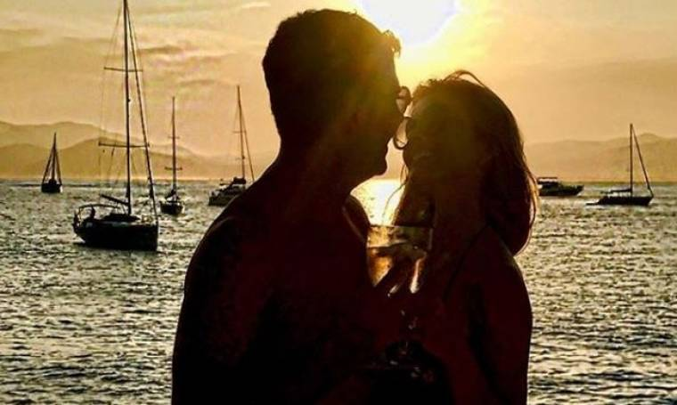 Αλβάρο ντε Μιράντα Νέτο: Ρομαντικές διακοπές με τη σύντροφό του