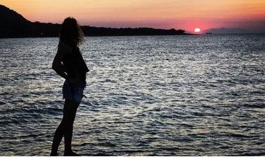 Με θέα το ηλιοβασίλεμα της Σαμοθράκης