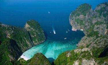 20 εντυπωσιακές βραχώδεις παραλίες