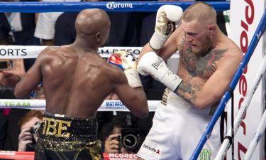 O Mayweather διέλυσε τον McGregor και παρέμεινε... βασιλιάς!